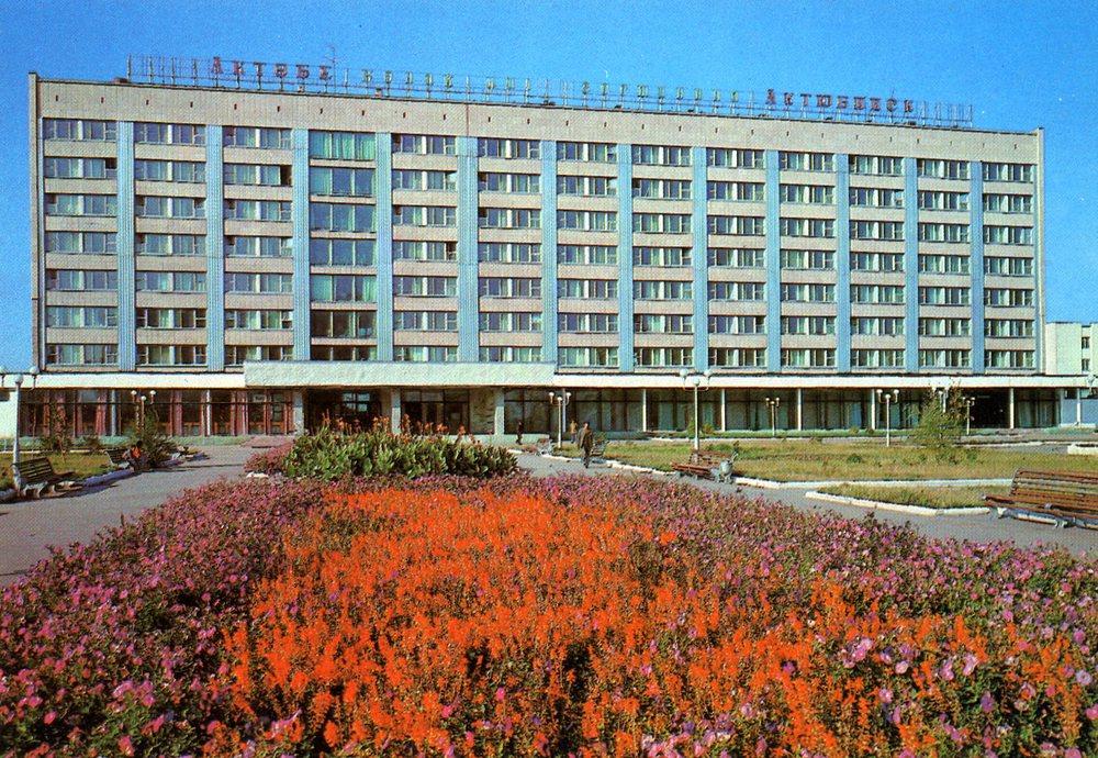 Päivä 15: Soviet Aktyubinsk – punaparatiisi päällä maan.
